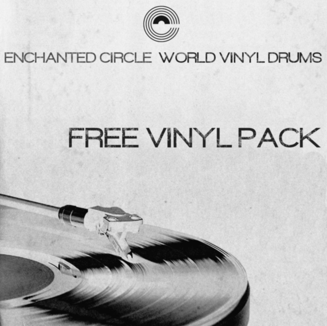 World Ethnic Vinyl Drum Free Samples